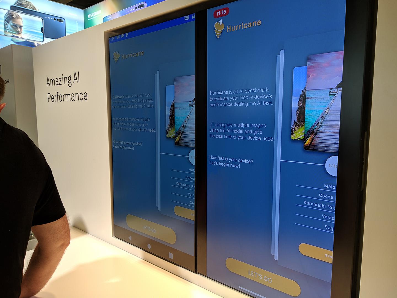 Huawei AI IFA 2018 Berlin