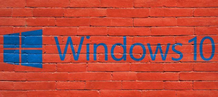 USB-Stick zum installieren von Windows 10 erstellen