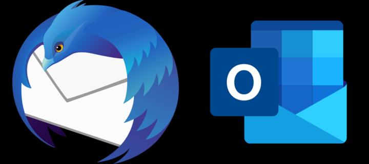 Mozilla Thunderbird vs. Microsoft Outlook
